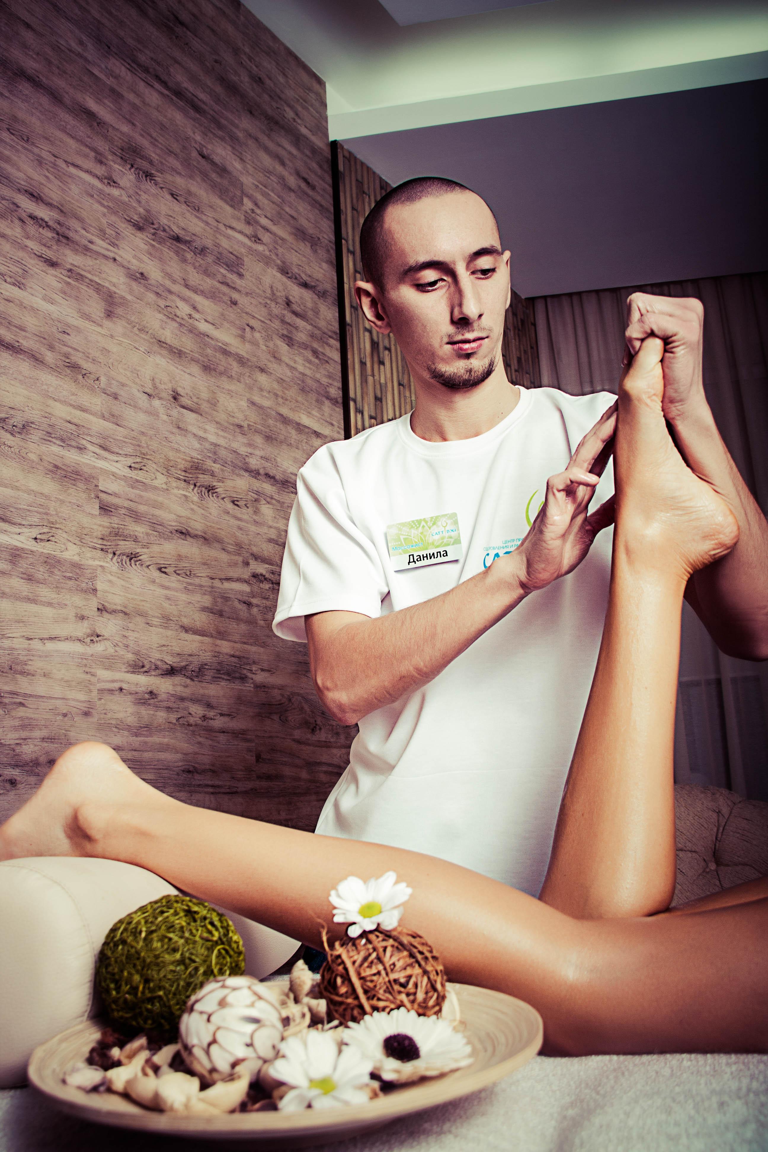 ветка сакуры массаж фото