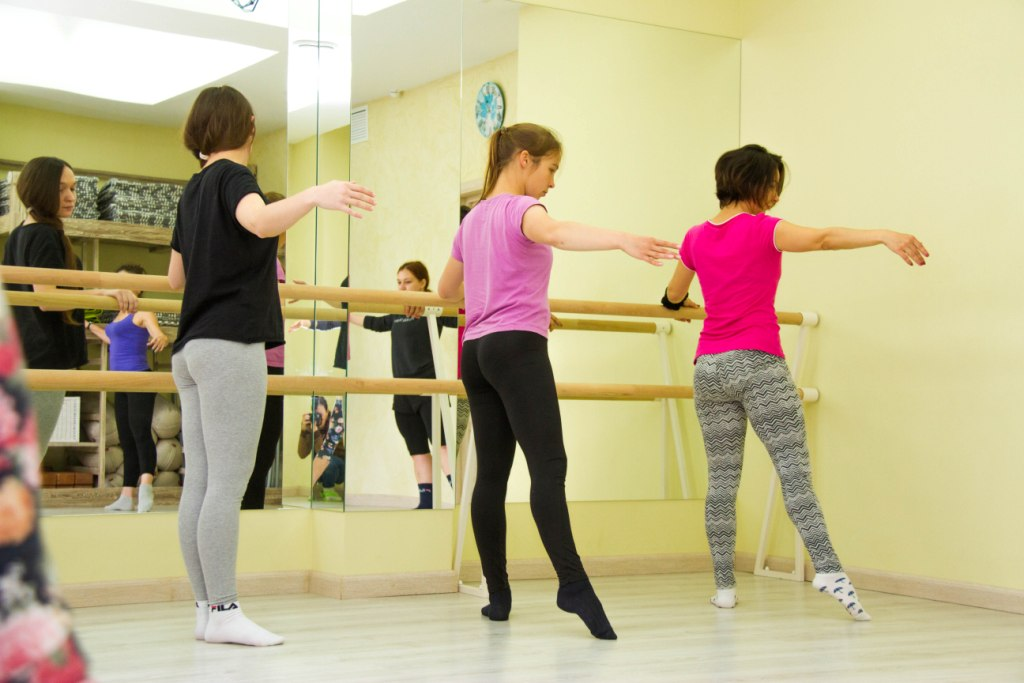 Современная хореография Стретчинг (партерная гимнастика) Балет для детей 4-8 лет